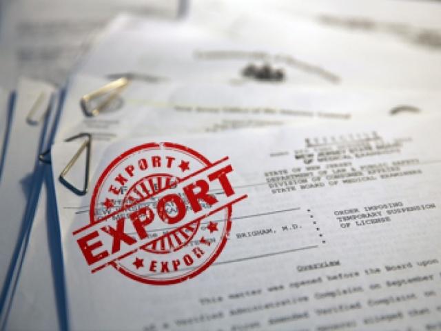 Таможенное оформление экспорта в порту Клайпеды