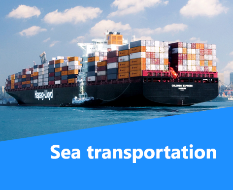 Sea transportation